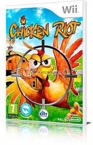 Chicken Riot per Nintendo Wii