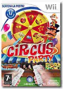 Circus Party per Nintendo Wii