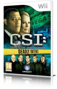 CSI: Intento Mortale per Nintendo Wii