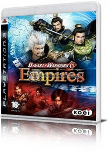 Dynasty Warriors 6: Empires per PlayStation 3