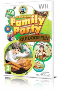 Family Party: Outdoor Fun per Nintendo Wii