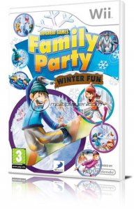 Family Party: Winter Fun per Nintendo Wii