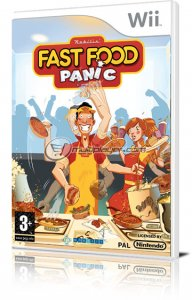 Fast Food Panic per Nintendo Wii