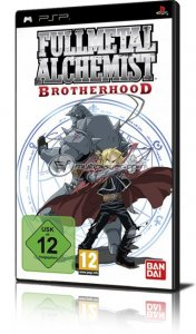 FullMetal Alchemist: Brotherhood per PlayStation Portable