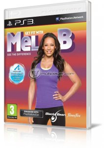Get Fit with Mel B per PlayStation 3