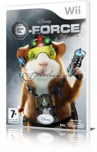 G-Force per Nintendo Wii