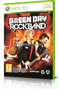 Green Day: Rock Band per Xbox 360