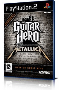 Guitar Hero: Metallica per PlayStation 2