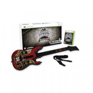Guitar Hero: Metallica per Xbox 360
