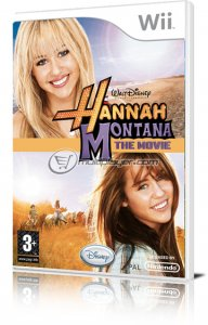 Hannah Montana: The Movie per Nintendo Wii