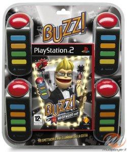 Buzz!: The Hollywood Quiz per PlayStation 2