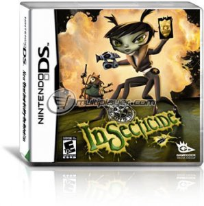 Insecticide per Nintendo DS