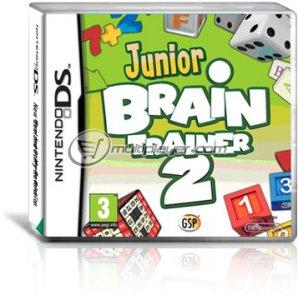 Junior Brain Trainer 2 per Nintendo DS