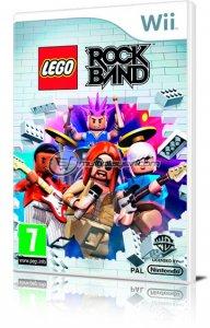 LEGO Rock Band per Nintendo Wii