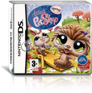 Littlest Pet Shop per Nintendo DS