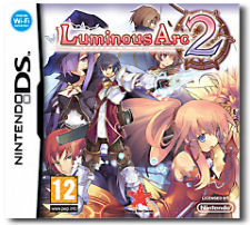 Luminous Arc 2 per Nintendo DS