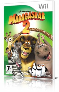 Madagascar: Escape 2 Africa per Nintendo Wii