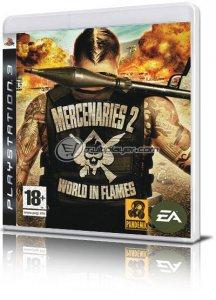 Mercenaries 2: Inferno di Fuoco per PlayStation 3