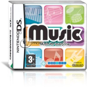 Music: Music For Everyone per Nintendo DS