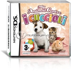My Animal Centre: I Cuccioli per Nintendo DS