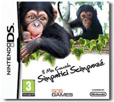 Il mio Cucciolo: Simpatici Scimpanzé per Nintendo DS