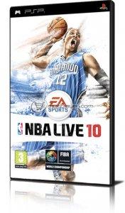 NBA Live 10 per PlayStation Portable