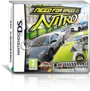 Need for Speed Nitro per Nintendo DS