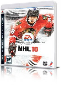 NHL 10 per PlayStation 3