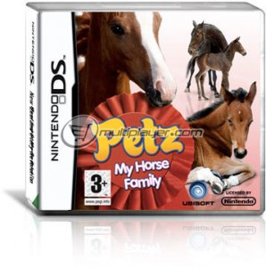 Petz: My Horse Family per Nintendo DS