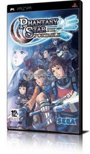 Phantasy Star Portable per PlayStation Portable