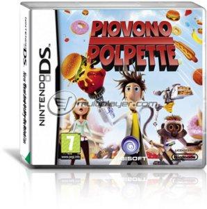 Piovono Polpette per Nintendo DS