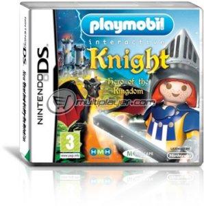 Playmobil Knight: Hero of the Kingdom per Nintendo DS
