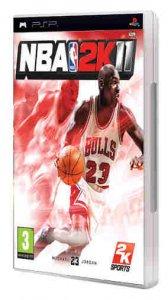 NBA 2K11 per PlayStation Portable