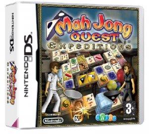 Mah Jong Quest: Expeditions per Nintendo DS
