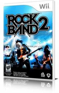 Rock Band 2 per Nintendo Wii