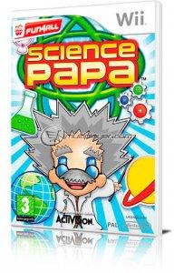 Science Papa per Nintendo Wii