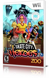 Skate City Heroes per Nintendo Wii