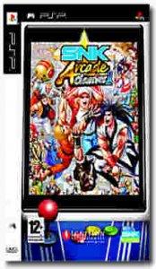 SNK Arcade Classics Volume 1 per PlayStation Portable