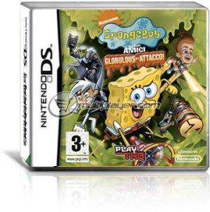 SpongeBob e i Suoi Amici: Globulous all'Attacco! per Nintendo DS