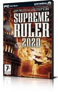 Supreme Ruler 2020 per PC Windows