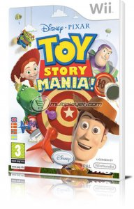 Toy Story Mania! per Nintendo Wii