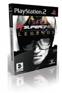 TT Superbikes Legends per PlayStation 2