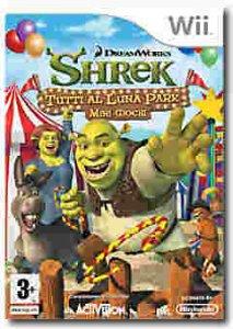 Shrek Tutti al Luna Park per Nintendo Wii