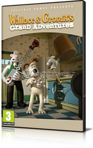 Wallace & Gromit's Grand Adventures per PC Windows