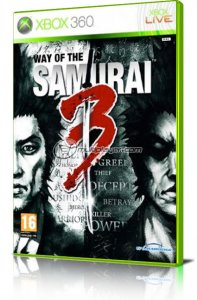 Way of the Samurai 3 per Xbox 360