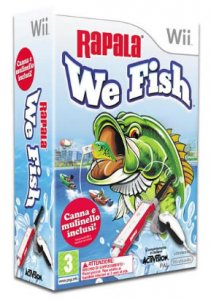 Rapala: We Fish per Nintendo Wii