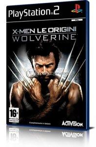 X-Men - Le Origini: Wolverine per PlayStation 2