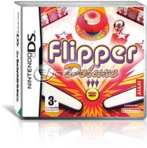 Flipper Deluxe per Nintendo DS