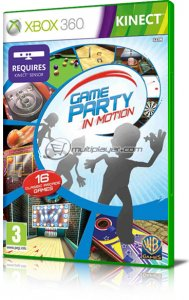 Game Party: In Motion per Xbox 360