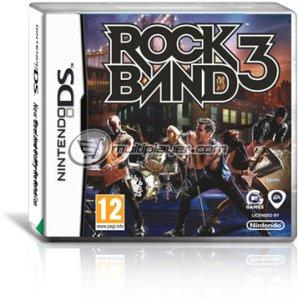 Rock Band 3 per Nintendo DS
